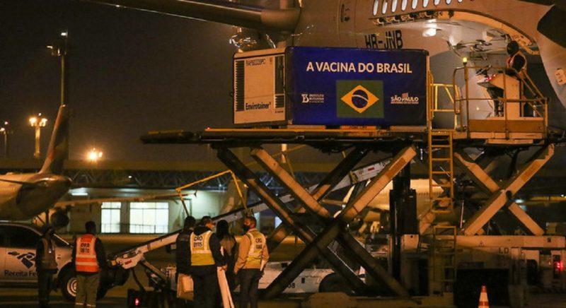 """Coronavac: """"a vacina do Brasil"""" – Foto: Divulgação/ Governo de São Paulo"""
