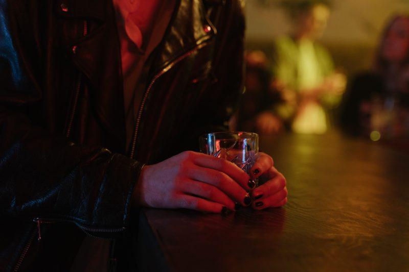 consumo de álcool