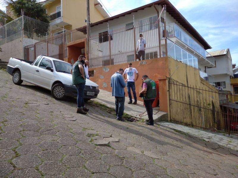 Residências no Campeche e na Trindade recebem multa por irregularidade no esgoto – Foto: Divulgação/PMF/ND