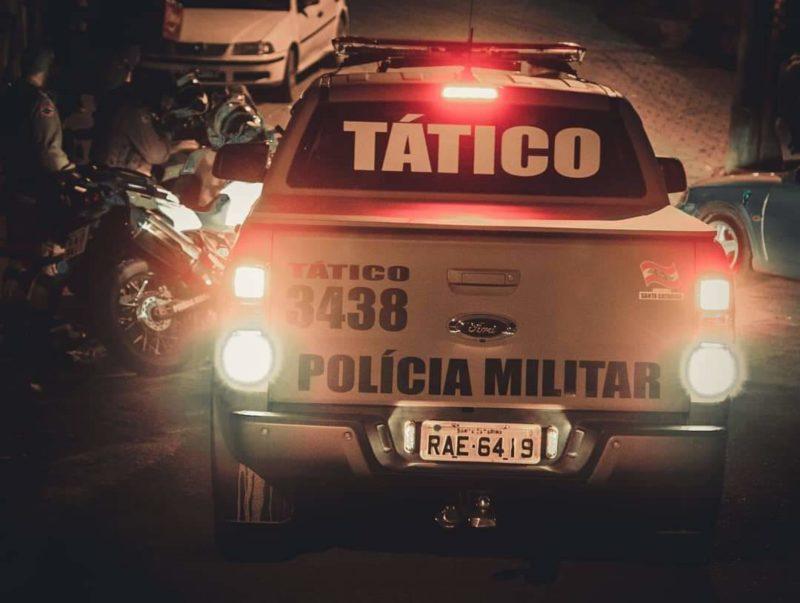 Bandido mostra arma na cintura e assalta balconista em Chapecó — Foto: Arquivo/ND