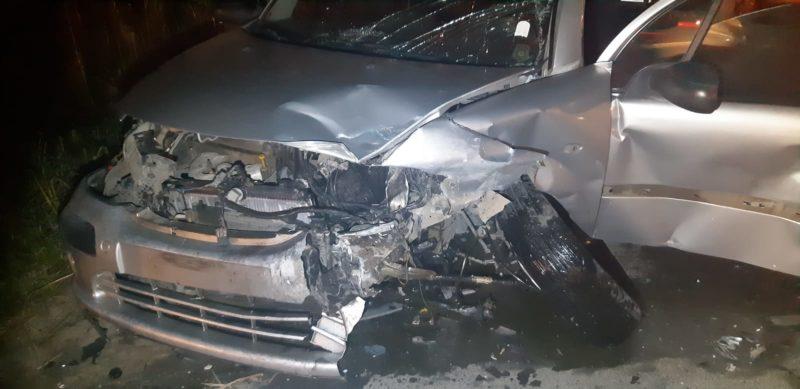 Acidente envolveu três veículos e deixou uma pessoa morta em Rio do Sul – Foto: Divulgação/PRF/ND