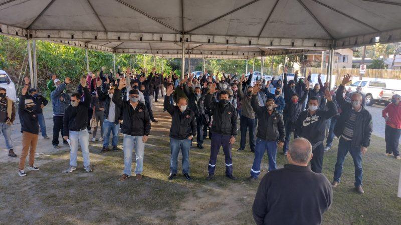 transporte coletivo pode ter paralisações em Blumenau
