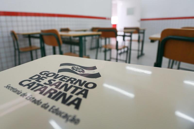 No total, 50% das vagas de cada curso são reservadas para candidatos com deficiência ou autodeclarados pretos, pardos ou indígenas – Foto: Julio Cavalheiro/SECOM/Reprodução/ND
