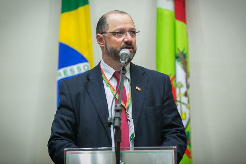 Presidente do Iprev/SC, Marcelo Panosso Mendonça, – Foto: Rodolfo Espínola/ Agência AL/ ND