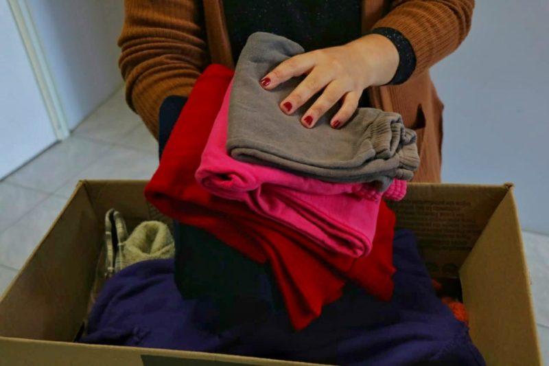 Afave reforça importância da doação de cobertores e agasalhos em Nova Veneza – Foto: Leonardo Gava/Prefeitura Nove Veneza/ND