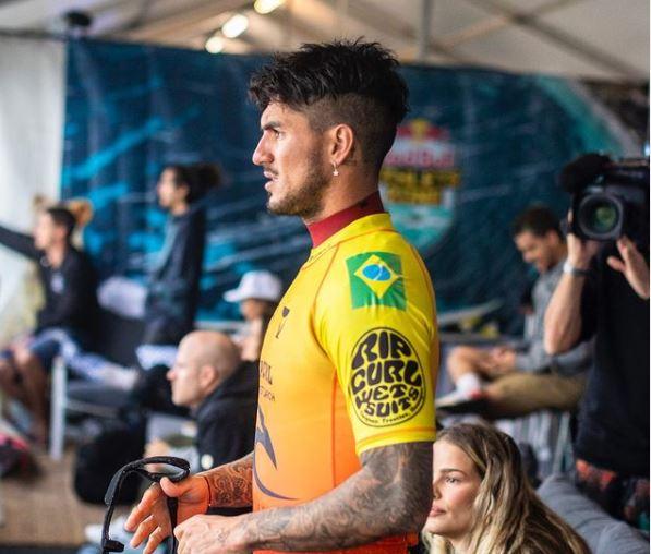 Gabriel Medina é um dos principais nomes no surf – Foto: Instagram/Reprodução/ND