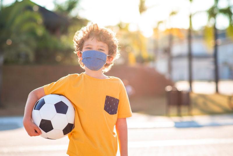 A prática esportiva contribui para a socialização e transmissão de valores para jovens e crianças – Foto: Divulgação