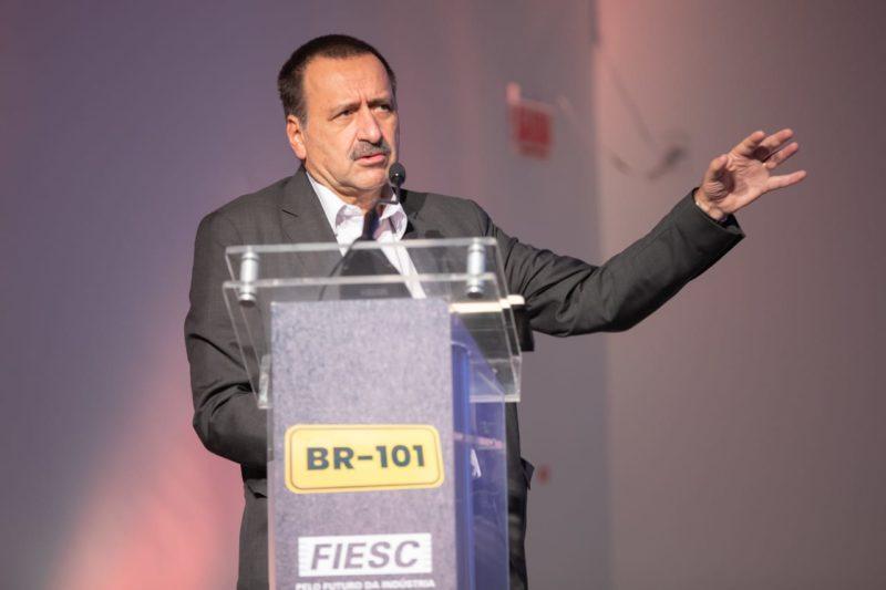 Presidente da EDP promete investimentos maciços em SC – Foto: Divulgação