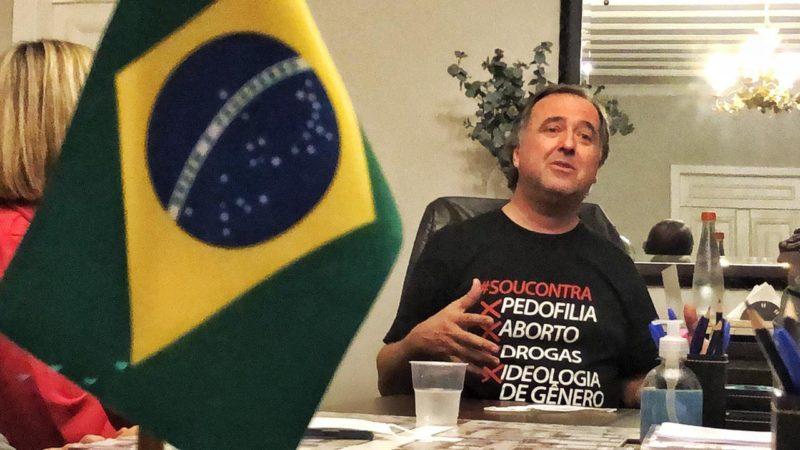 Deputado estadual Kennedy Nunes é presidente estadual do PTB e pré-candidato ao senado – Foto: Divulgação