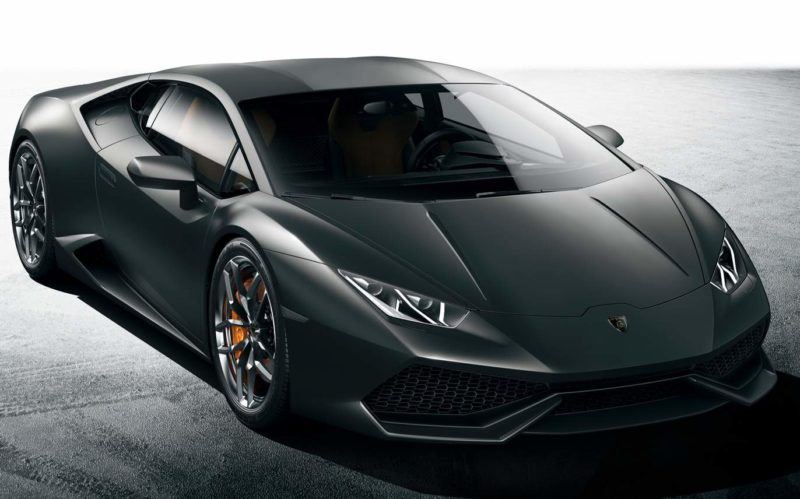 Lamborghini Huracán – Foto: Reprodução/ND