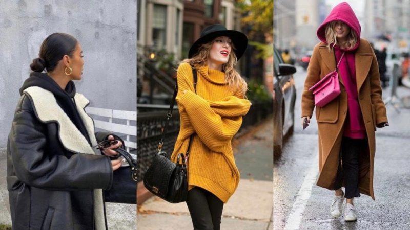 Looks para o frio extremo para mulheres