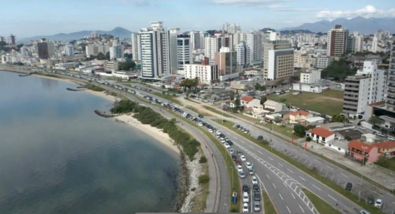Continuação da via por mais 8,3 km deve melhorar a mobilidade da região – Foto: Carlos Bortolotti/Divulgação/ND