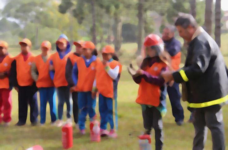 Alunos entre o 6º e 7º ano do ensino fundamental irão realizar as atividades – Foto: Divulgação/Defesa Civil