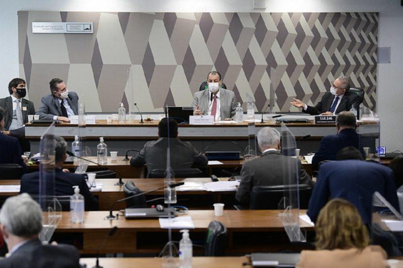 CPI da Covid-19 volta aos trabalhos nesta terça-feira (3) – Foto: Pedro França/Agência Senado/ND