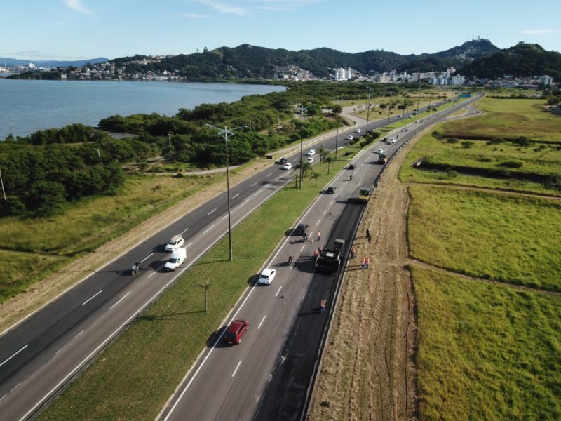 Florianópolis investe em qualidade de vida, amplia as áreas de lazer e acelera obras de revitalização – Foto: Leonardo Sousa/PMF