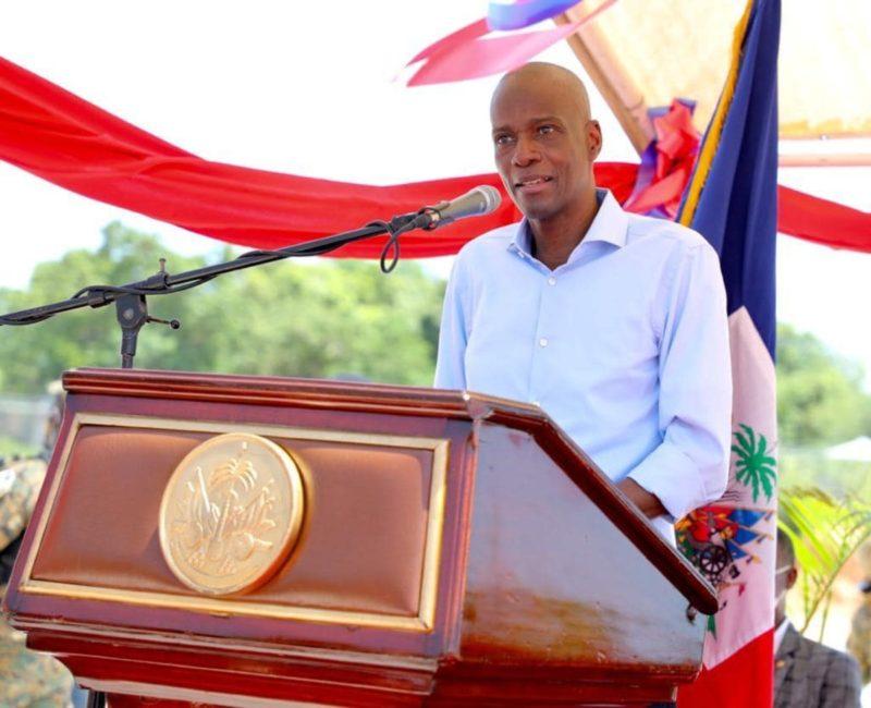 Presidente do Haiti é morto a tiros em sua própria casa – Foto: Redes sociais/Reprodução