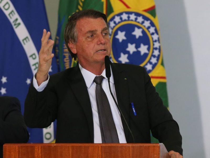 Presidente Jair Bolsonaro visita Santa Catarina nos dias 6 e 7 de agosto – Foto: Fábio Rodrigues Pozzobom/Agência Brasil/divulgação