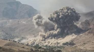 EUA realizam ataques aéreos contra o Taleban no Afeganistão – Foto: Reprodução/Youtube