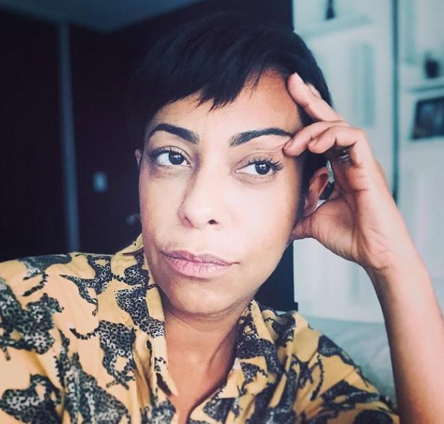 Samanta Schmütz criticou colega por fala de posicionamento – Foto: Instagram/Reprodução/ND