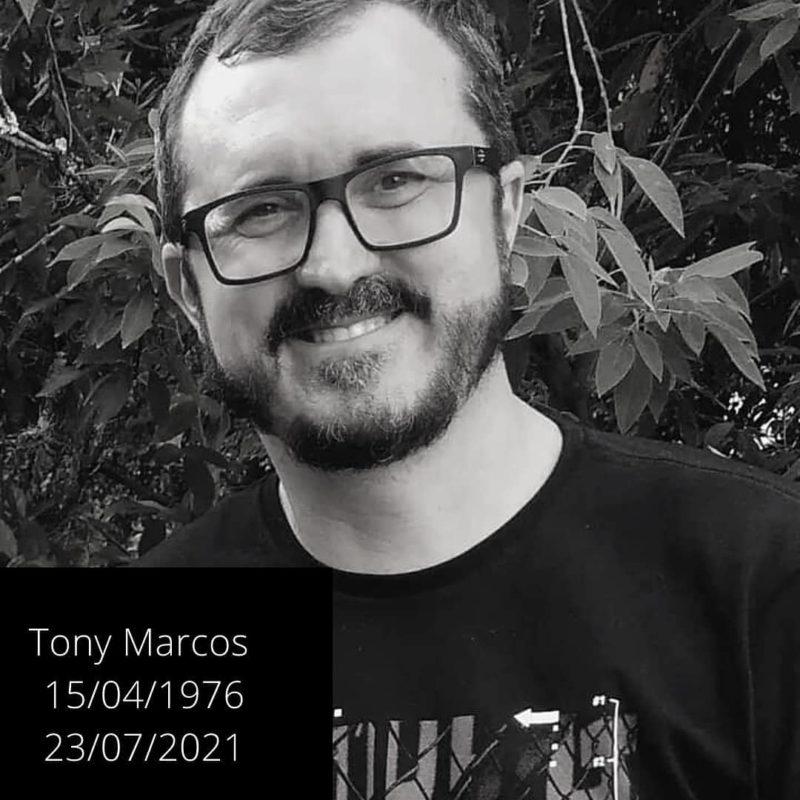 Tony Marcos chegou a cursar escola de padres antes de dedicar-se ao rádio. – Foto: Página pessoal facebook