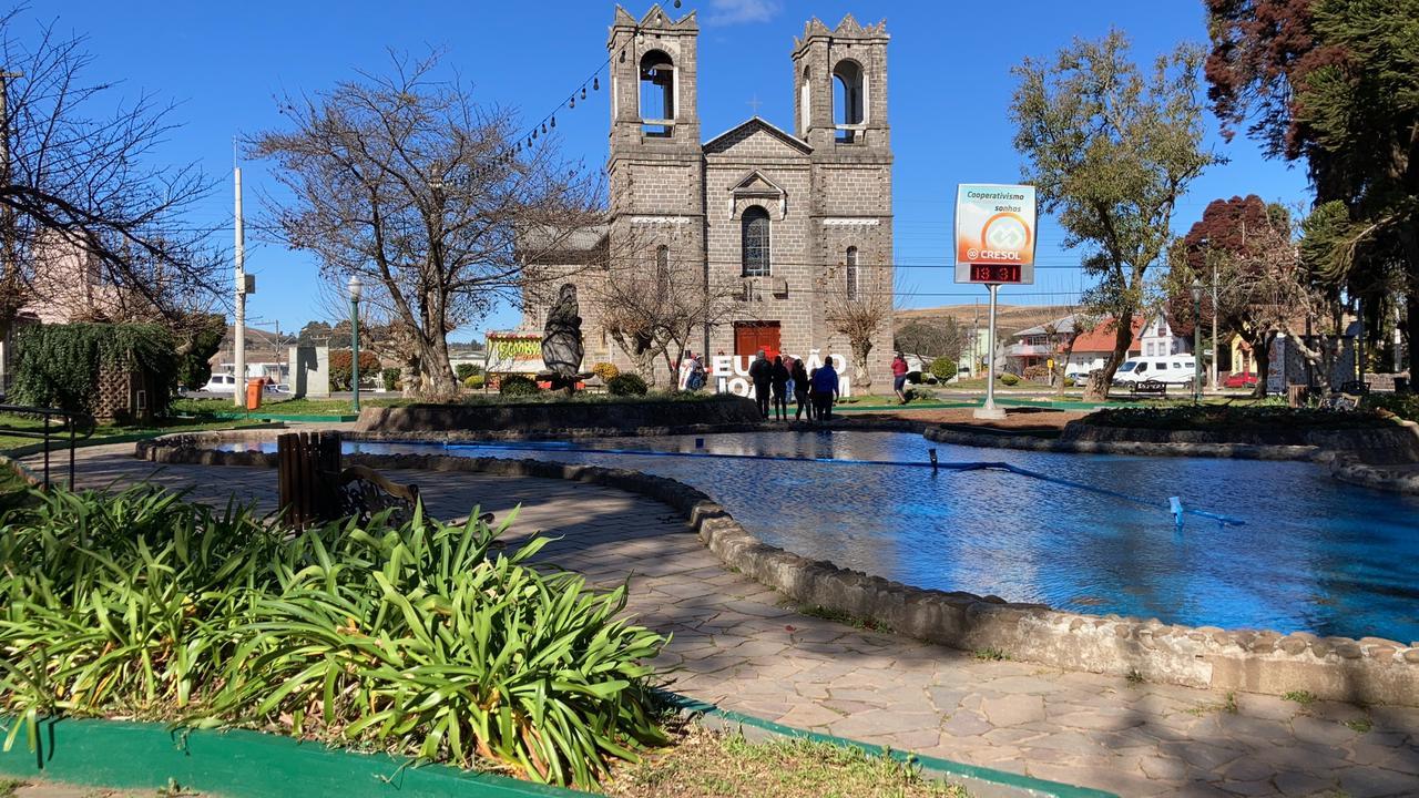 Massa de ar polar irá despencar temperaturas em Santa Catarina - Osvaldo Sagaz/ND