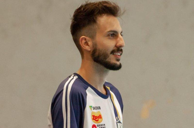 Vitor Gonzales coordenava as categorias de base do time paranaense de futsal – Foto: Redes Sociais/Reprodução
