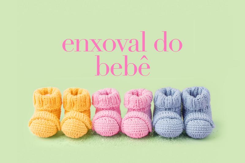 Saiba o que não pode faltar no enxoval do bebê – Foto: Divulgação/19ª FIP Baby – A feira do bebê