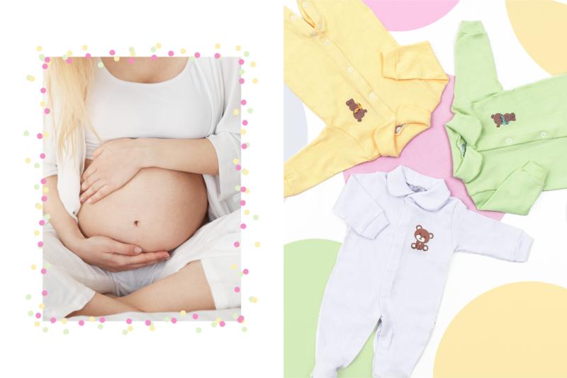 Para o enxoval do seu bebê, aposte em peças versáteis – Foto: Divulgação/19ª FIP Baby – A feira do bebê