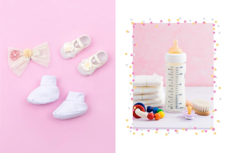 As fraldas de pano são itens indispensáveis – Foto: Divulgação/19ª FIP Baby – A feira do bebê