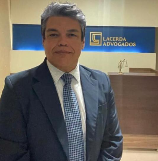 Advogado Wesley Lacerda negou que tenha pago enterro de Lázaro – Foto: Instagram/Divulgação/ND