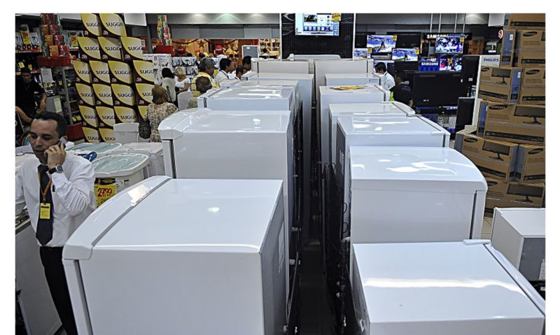Governo reduz IPI de eletrodomésticos, o que deve impactar na conta de energia – Foto: Fabio Rodrigues Pozzebom/ABr/ND