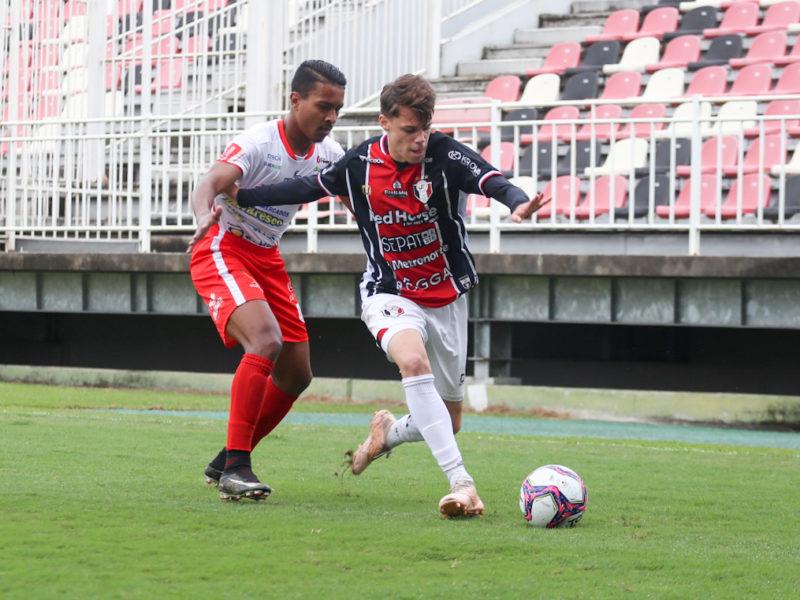 Chrystian é o garçom tricolor neste Campeonato Brasileiro – Foto: Vitor Forcellini/JEC/Divulgação