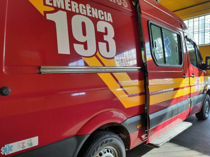 Segunda edição do curso para atendimento a emergências terá vagas limitadas – Foto: Corpo de Bombeiros Militares de SC/Divulgação/ND