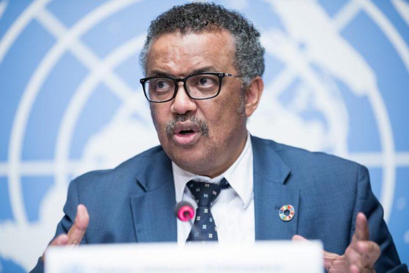 O diretor afirmou que a injustiça da vacina é uma vergonha para a humanidade e pediu a suspensão da terceira dose – Foto: Elma Okic/Nações Unidas/ Divulgação/ ND