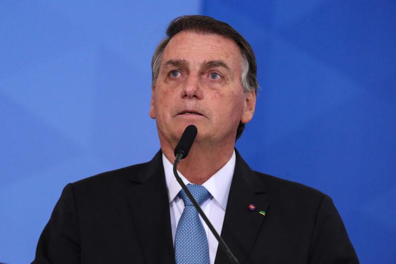 Presidente Jair Bolsonaro – Foto: Isac Nóbrega/PR