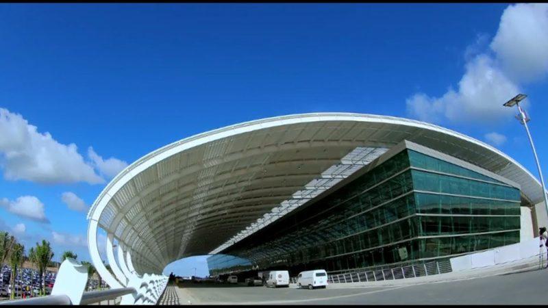 Aeroporto de Manaus também foi revitalizado – Foto: Divulgação/ND
