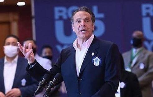 Governador de Nova Iorque Andrew Cuomo renuncia após acusação de assédio sexual – Foto: Reprodução Internet/ND