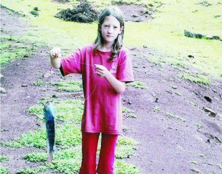 Andressa desapareceu com 12 anos