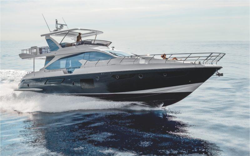 Il prezzo del nuovo Azimut 47 raggiunge il mercato a circa 23 milioni di R$ – #8211;  Foto: Azimut Yatchs