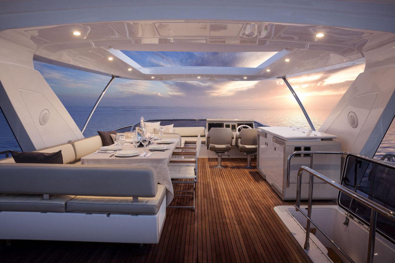 La nave ha tanto spazio ricreativo quanto un appartamento - Sarah Magni