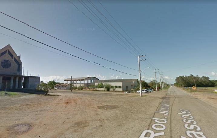Tentativa de sequestro foi registrada no bairro Santa Cruz em Forquilhinha, no Sul de SC – Foto: Google Maps/Reprodução/ND