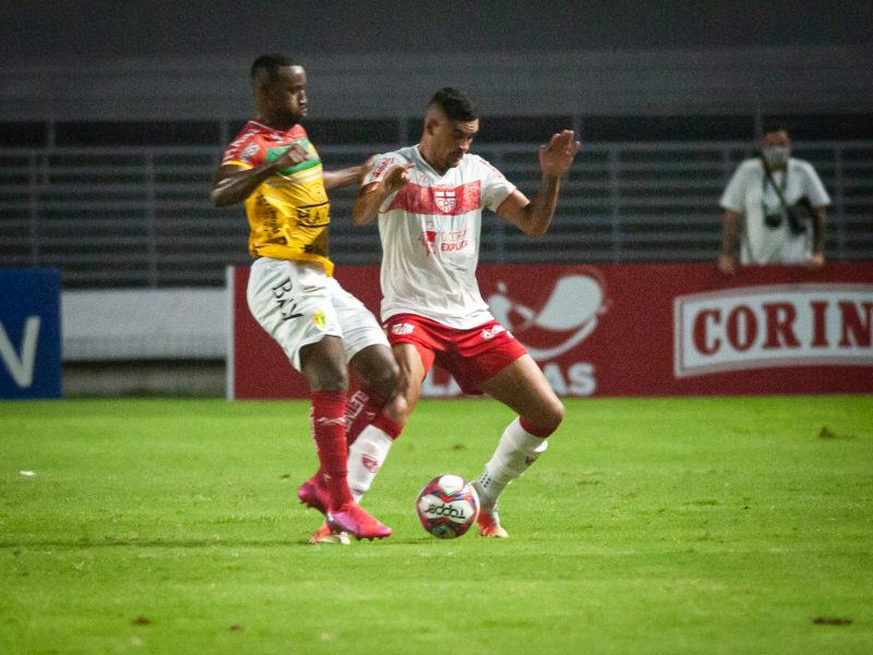 Brusque é derrotado pelo CRB em Alagoas – Foto: Francisco Cedrim/CRB