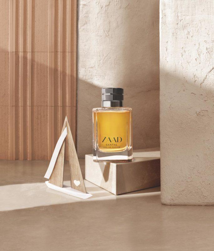 """<span style=""""font-weight: 400;"""">O novo lançamento de O Boticário: Zaad Santal Eau de Parfum</span> &#8211; Foto: Divulgação/O Boticário"""