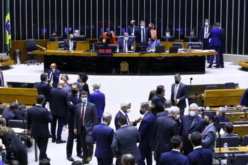 Além do distritão e das coligações partidárias, outros itens da proposta foram votados como destaques – Foto: Cleia Viana/Câmara dos Deputados/ND