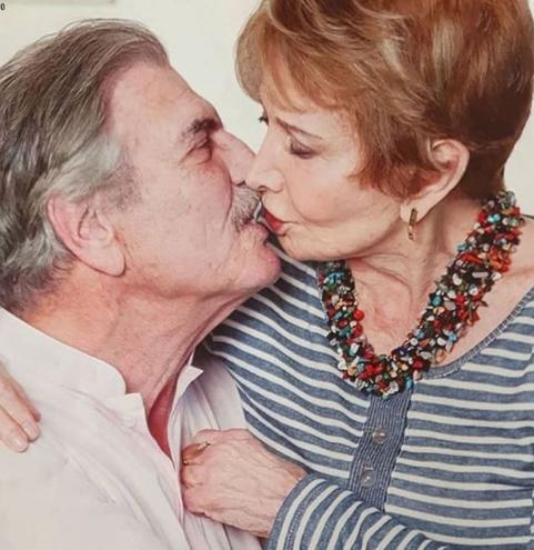 Novo boletim médico de Tarcísio Meira e Glória Menezes é divulgado – Foto: Instagram/Reprodução/ND