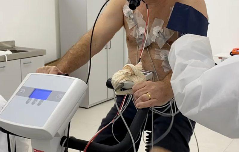Trabalho do Centro de Reabilitação Cardiopulmonar Pós Covid-19 de Criciúma será destaque em congresso internacional – Foto: Divulgação/Decom/ND