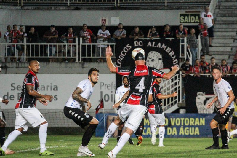 Último gol havia sido no dia 23 de janeiro, contra o Tubarão, na estreia do Campeonato Catarinense – Foto: Arquivo/Yan Pedro/JEC/Divulgação/ND
