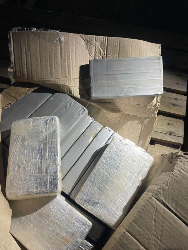 Drogas eram transportadas por motorista de 26 anos – Foto: Divulgação/ND