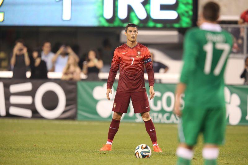 Cristiano Ronaldo e outros jogadores foram vítimas de agente – Foto: Internet/Reprodução/ND