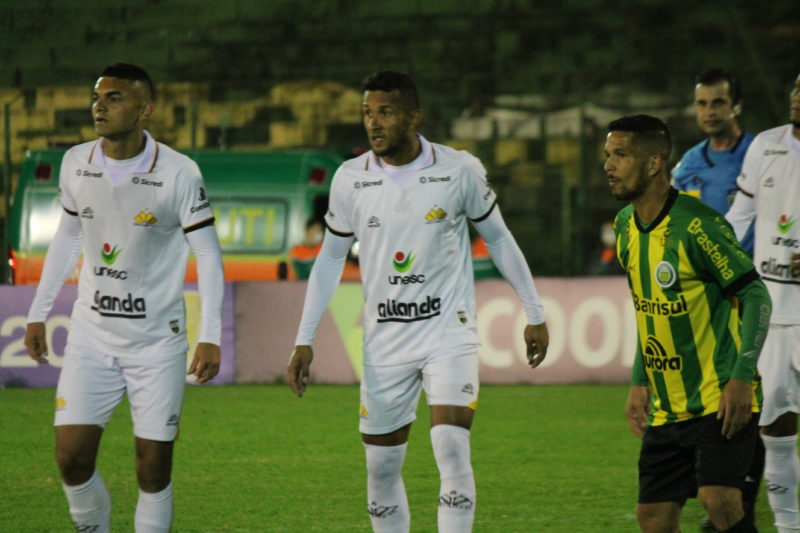 Criciúma venceu o Ypiranga (RS) por 1 a 0 nesta sexta-feira (13) fora de casa – Foto: Celso da Luz/CriciúmaEC/ND